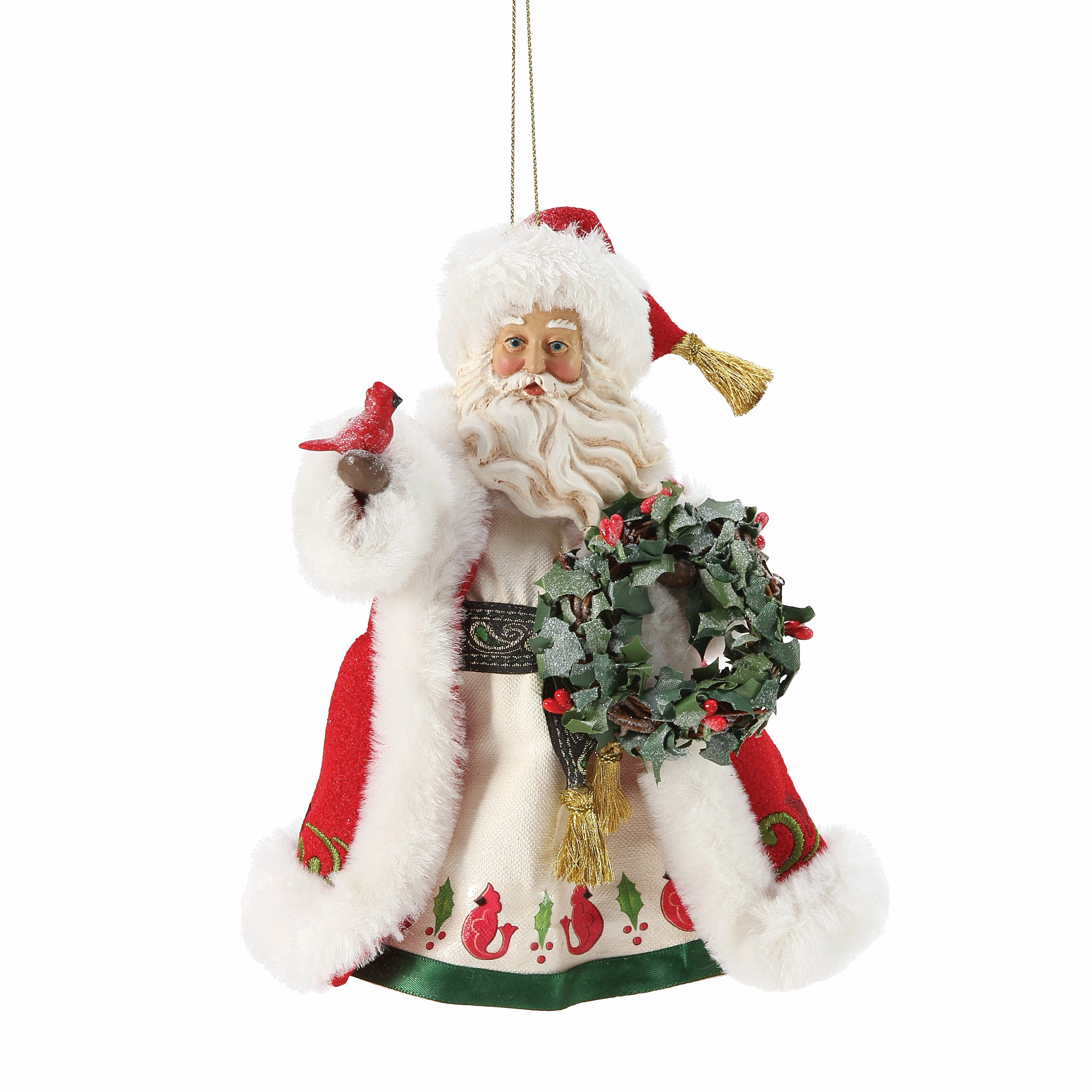 Department 56 ® - Others 'Merry Cardinal (Hanging Ornament) N' 2021