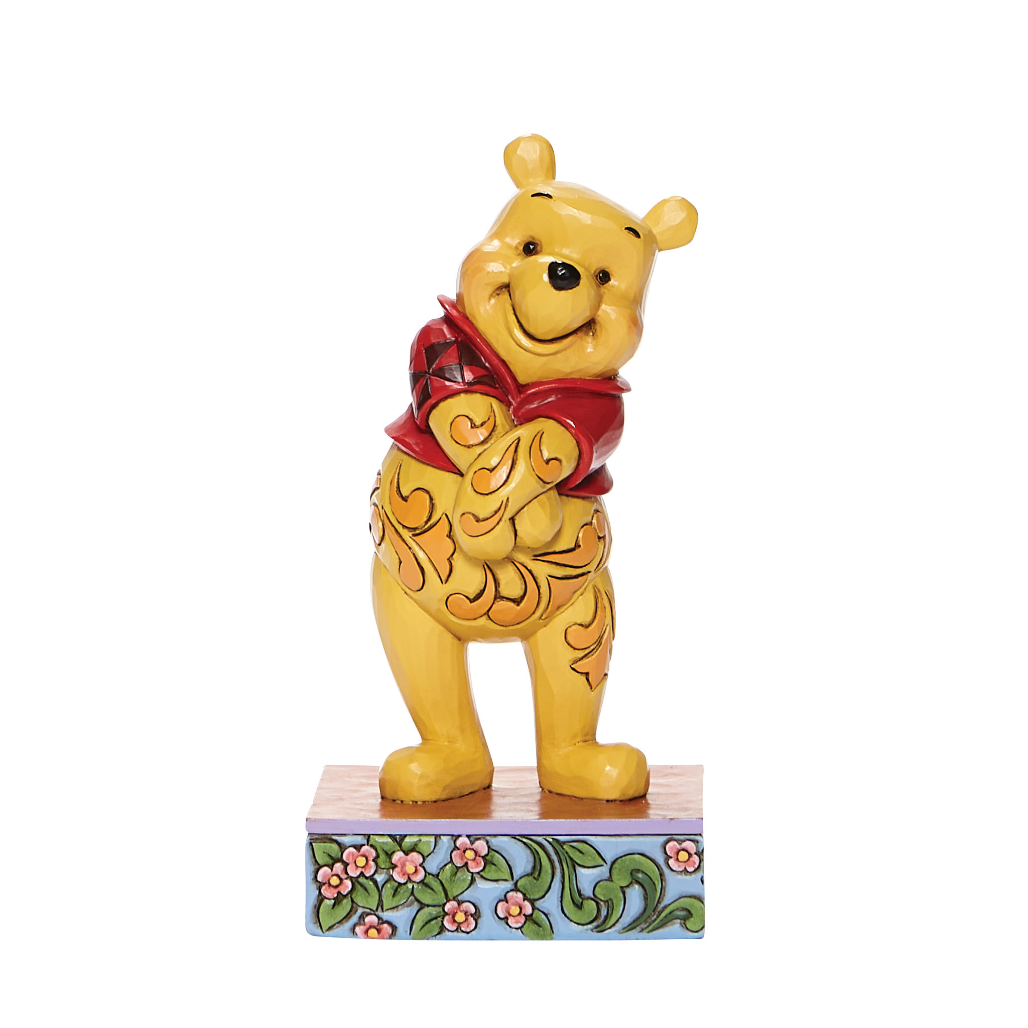 Jim Shore - Personality Poses 'Beloved Bear (Winnie the Pooh Figur) 12cm' 2021
