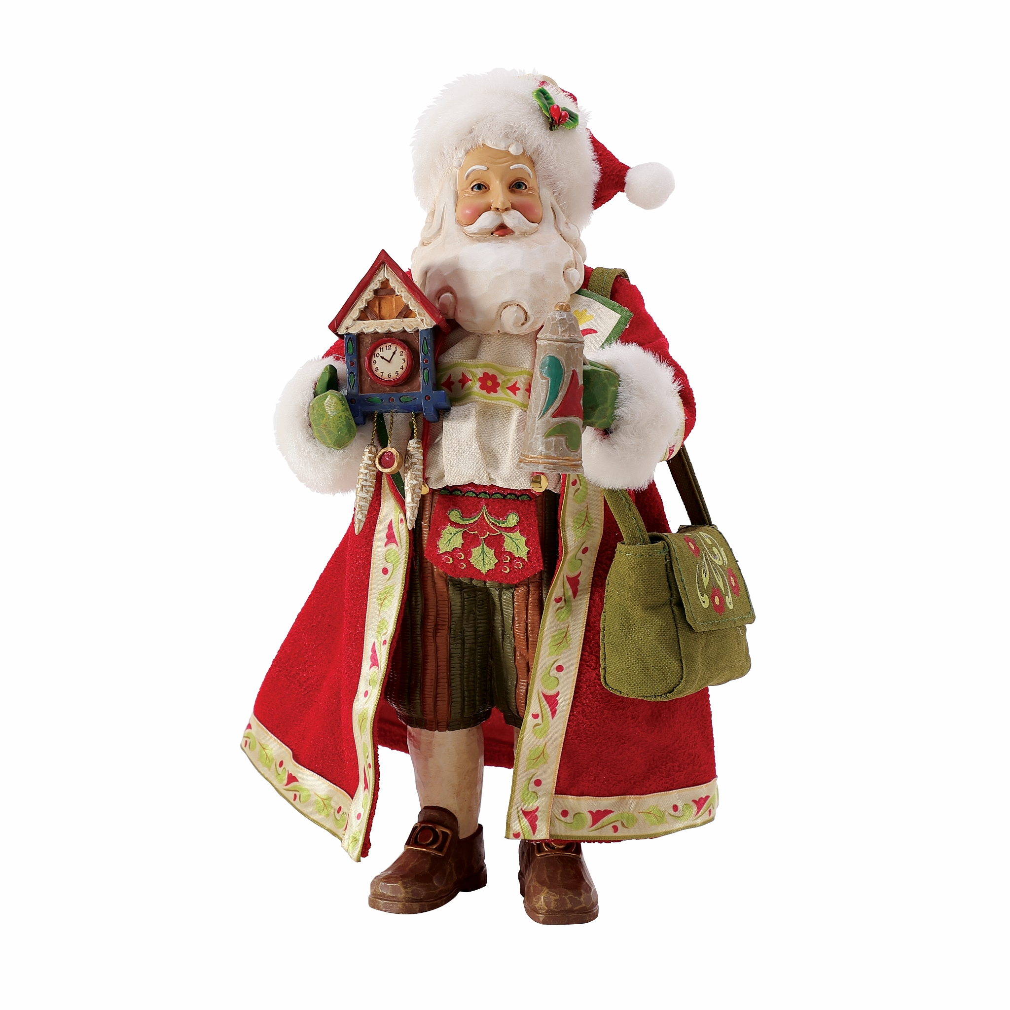 Department 56 ® - Others 'Der Weihnachtsmann (German Santa) N' 2021