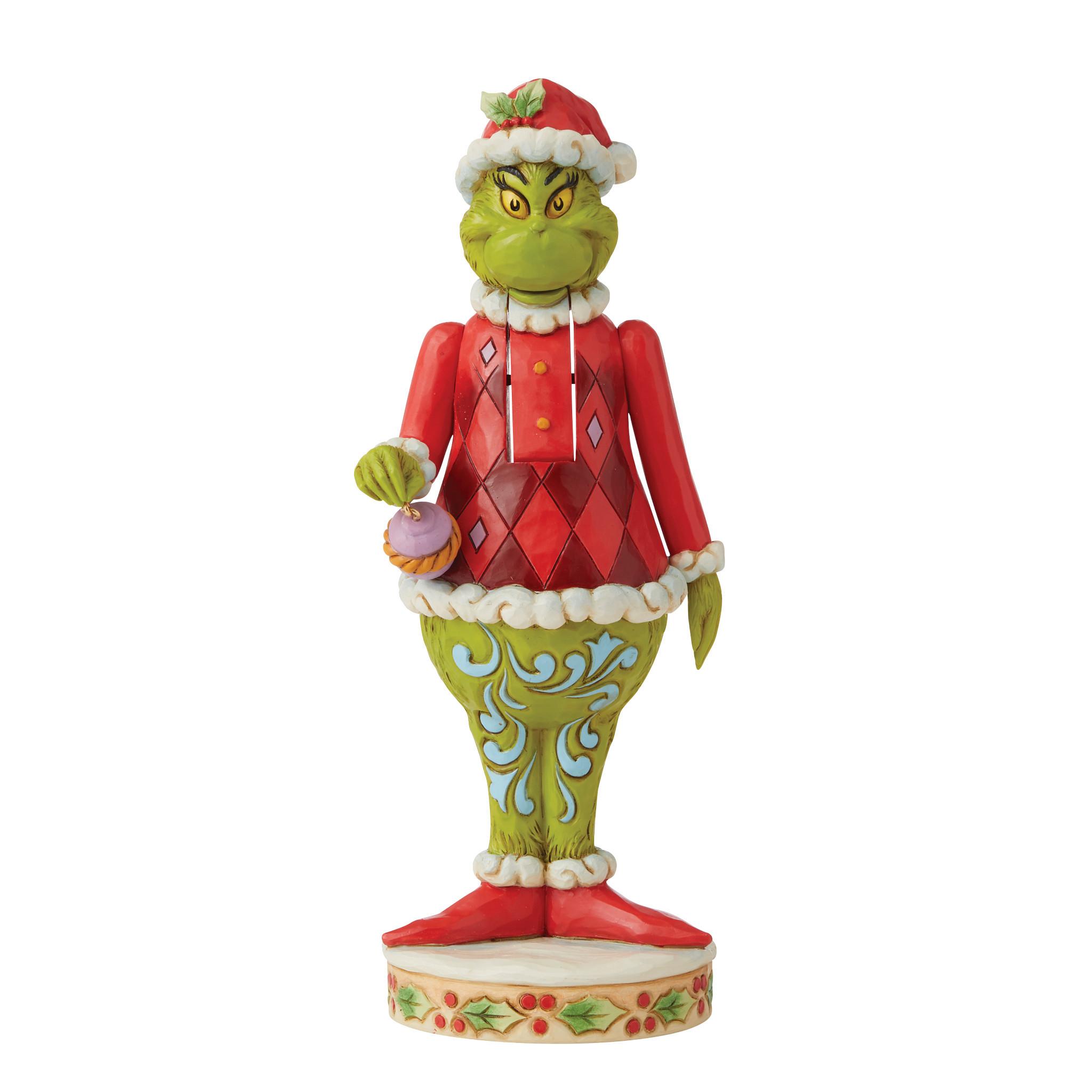 Jim Shore - Figurines 'Grinch Nutcracker N' 2021
