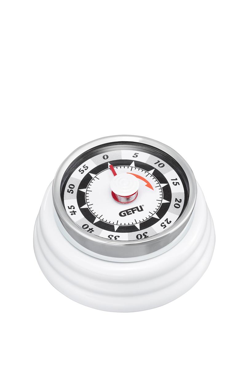 GEFU - 'Timer RETRO, weiß - Braten / BBQ'
