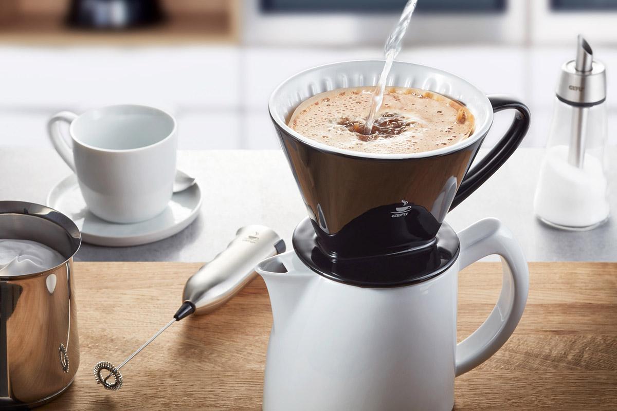 GEFU - 'Kaffeefilter STEFANO, Gr. 4 - Kaffee | Tee'