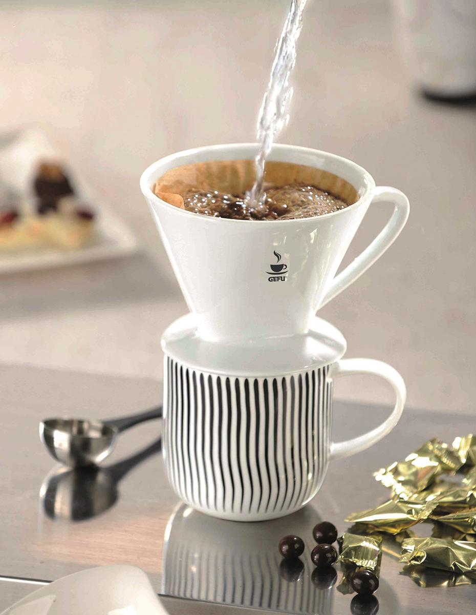 GEFU - 'Kaffeefilter SANDRO, Gr. 2 - Kaffee | Tee'