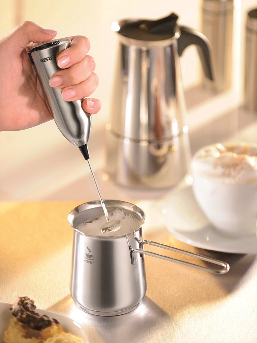 GEFU - 'Aufschäumbecher CLAUDIO, 300 ml - Kaffee   Tee'
