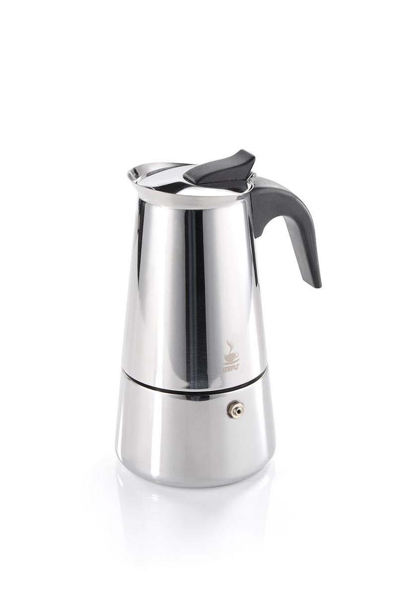 GEFU - 'Espressokocher EMILIO, 2 Tassen - Kaffee   Tee'