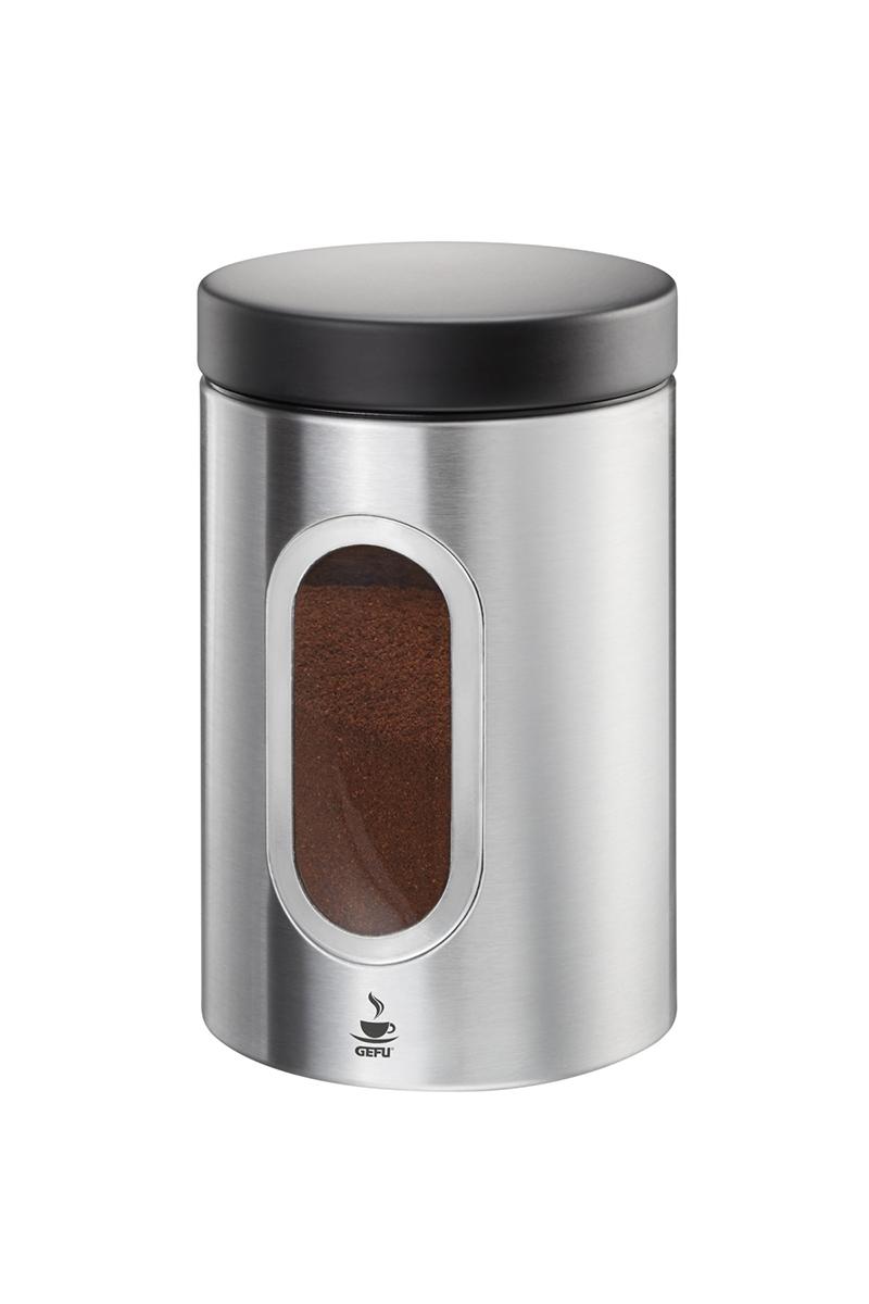 GEFU - 'Kaffeedose PIERO, 500 g - Kaffee   Tee'