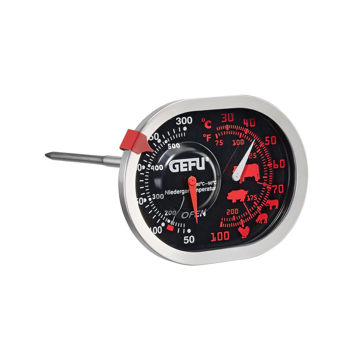 GEFU - 'Braten- und Ofenthermometer 3 in 1 MESSIMO - Braten / BBQ'