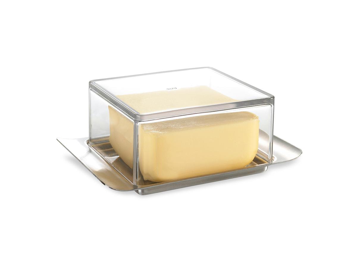 GEFU - 'Butterdose BRUNCH, 125 g - Servieren/Anrichten'
