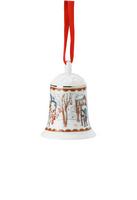Hutschenreuther Sammelthemen 21 'Porzellanglocke - Weihnachtsglocke 21 Jahresglocke'