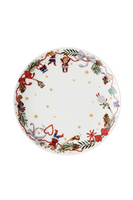Hutschenreuther Christmas Songs 'Flat plate 22 cm - Let us be happy.. '