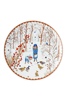 Hutschenreuther Collectors items 21 'Flat plate 22 cm - Christmas gifts Annual plate'