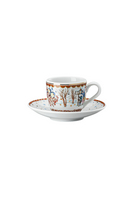 Hutschenreuther Collectors items 21 'Espresso cup 2 pcs. - Christmas gifts Annual cup'