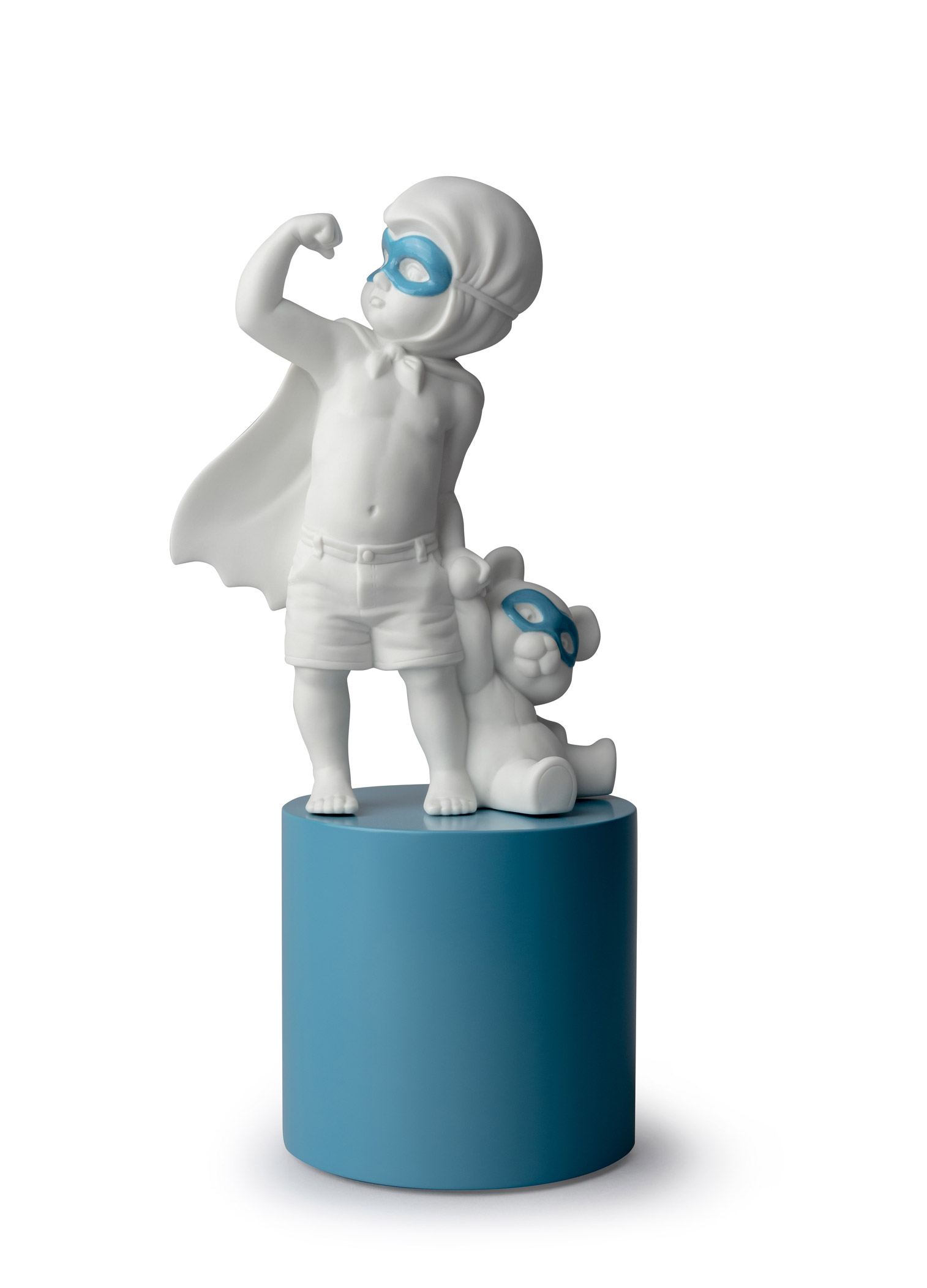 LLADRO® - 'I have super powers - Base included' 2021 !