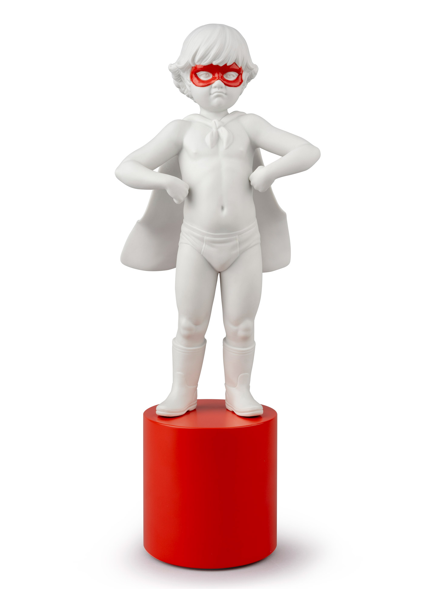 LLADRO® - 'Hero to rescue - Base included' 2021 !