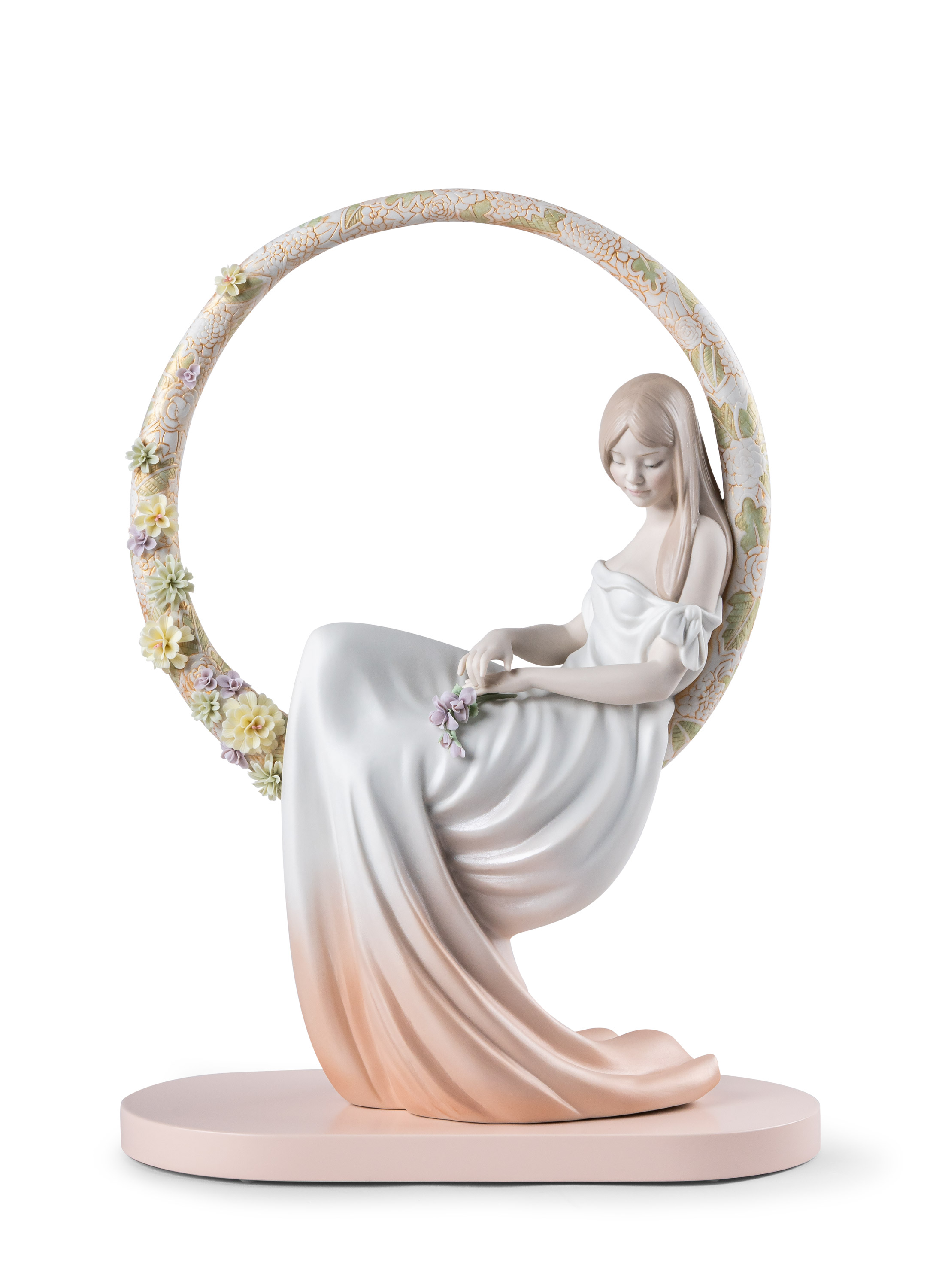 LLADRO® - 'In her thoughts - Base included' 2021 !