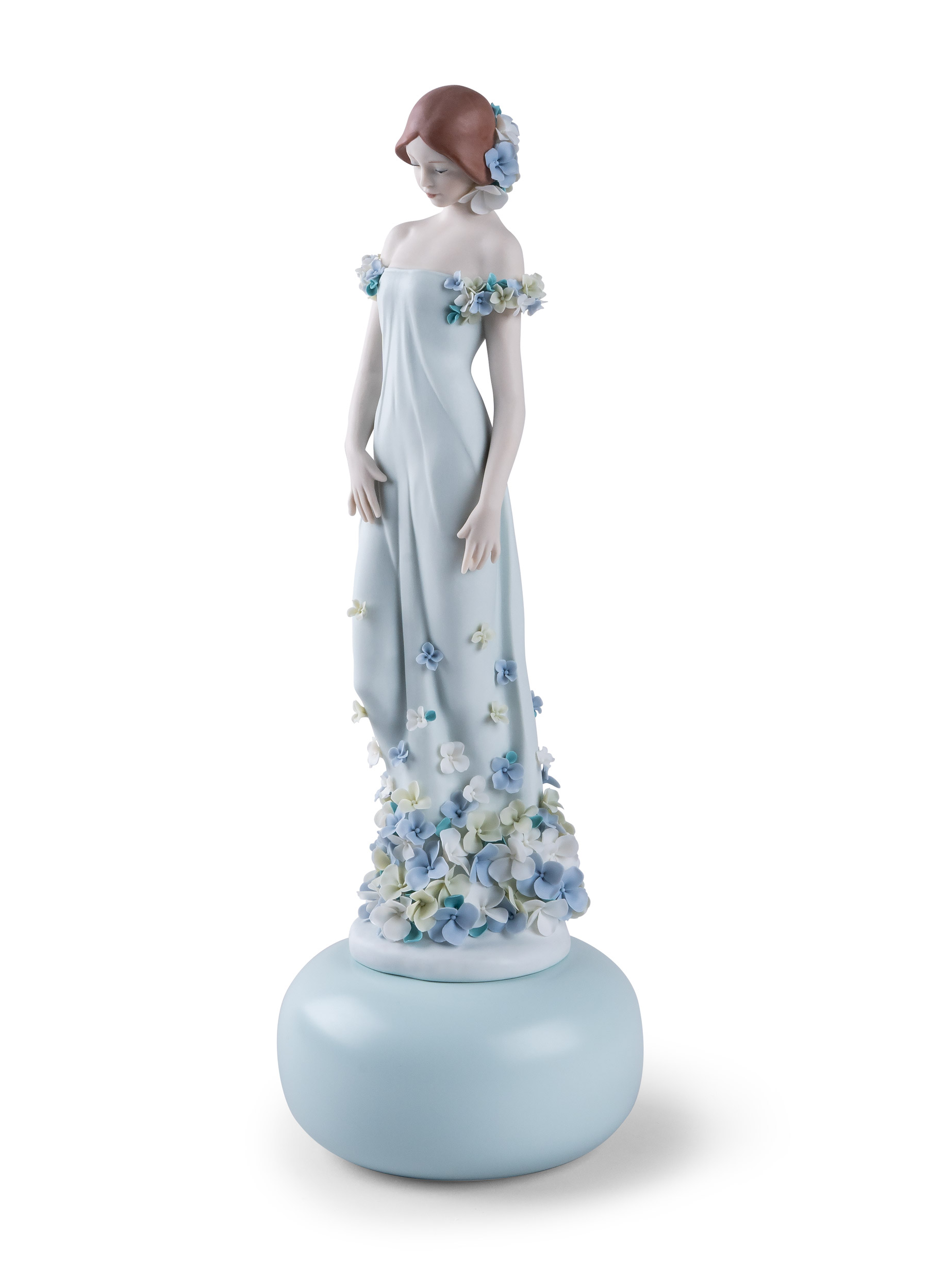 LLADRO® - 'Refined elegance - Base included' Limited edition of 300 pieces 2021
