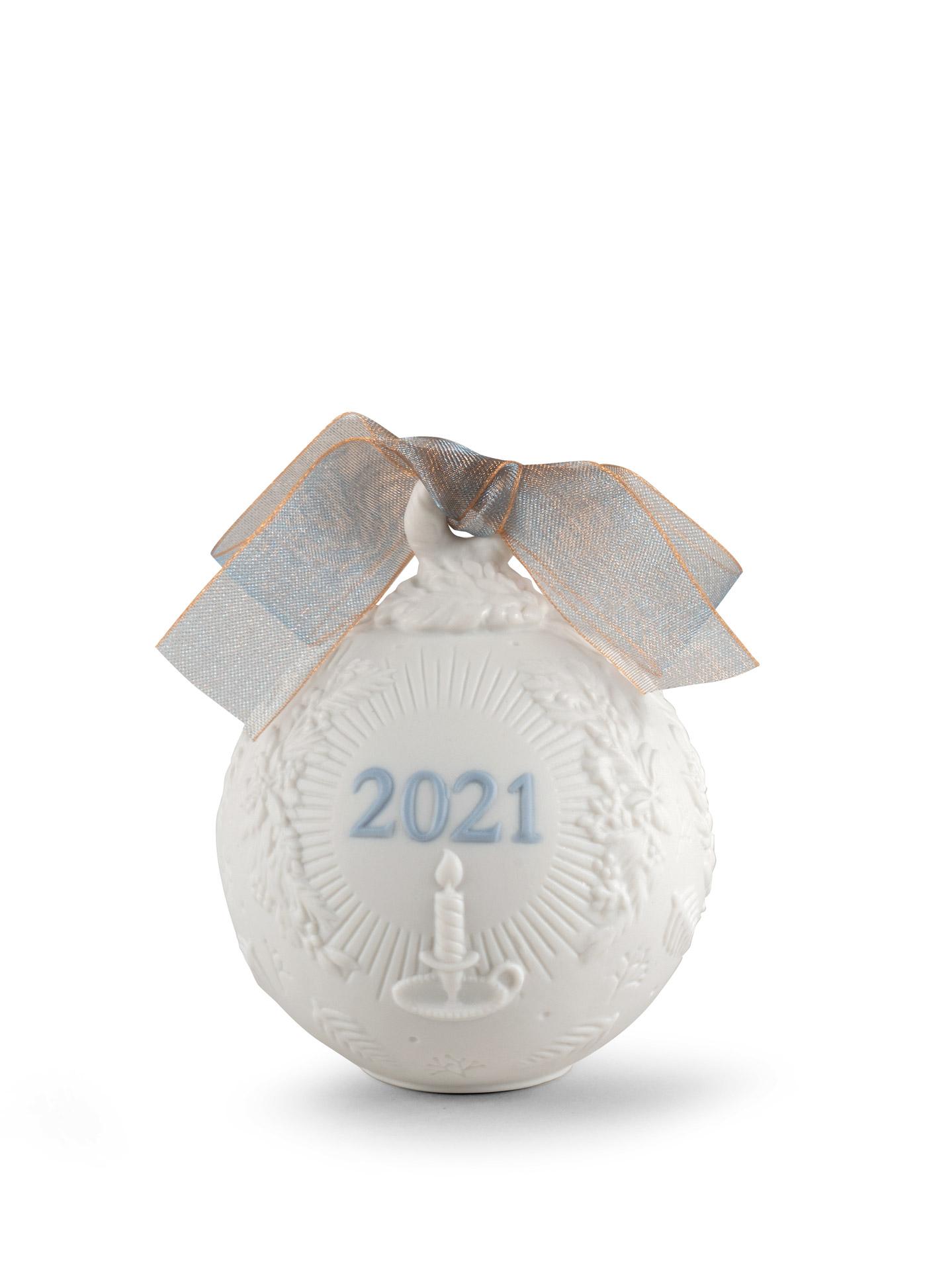 LLADRO® - '2021 Christmas ball' 2021 !