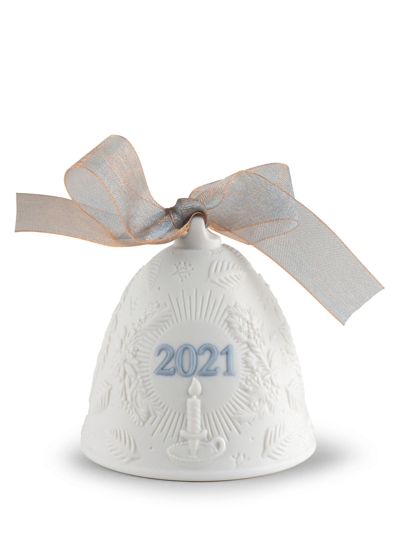 LLADRO® - '2021 Christmas bell' 2021 !