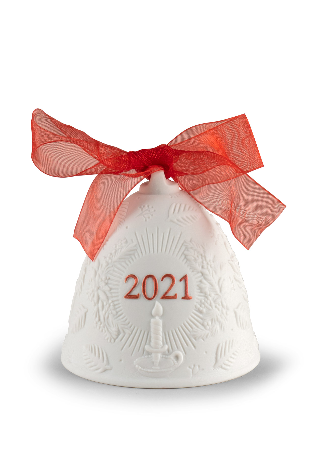 LLADRO® - '2021 Christmas bell (Re-Deco red)' 2021 !
