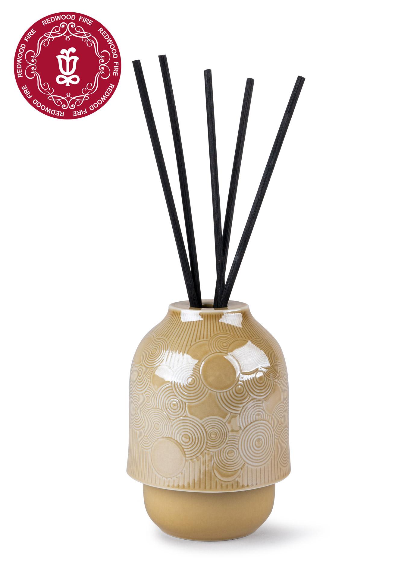 LLADRO® - 'Campanella Perfume diffuser-Redwood fire' 2021 !