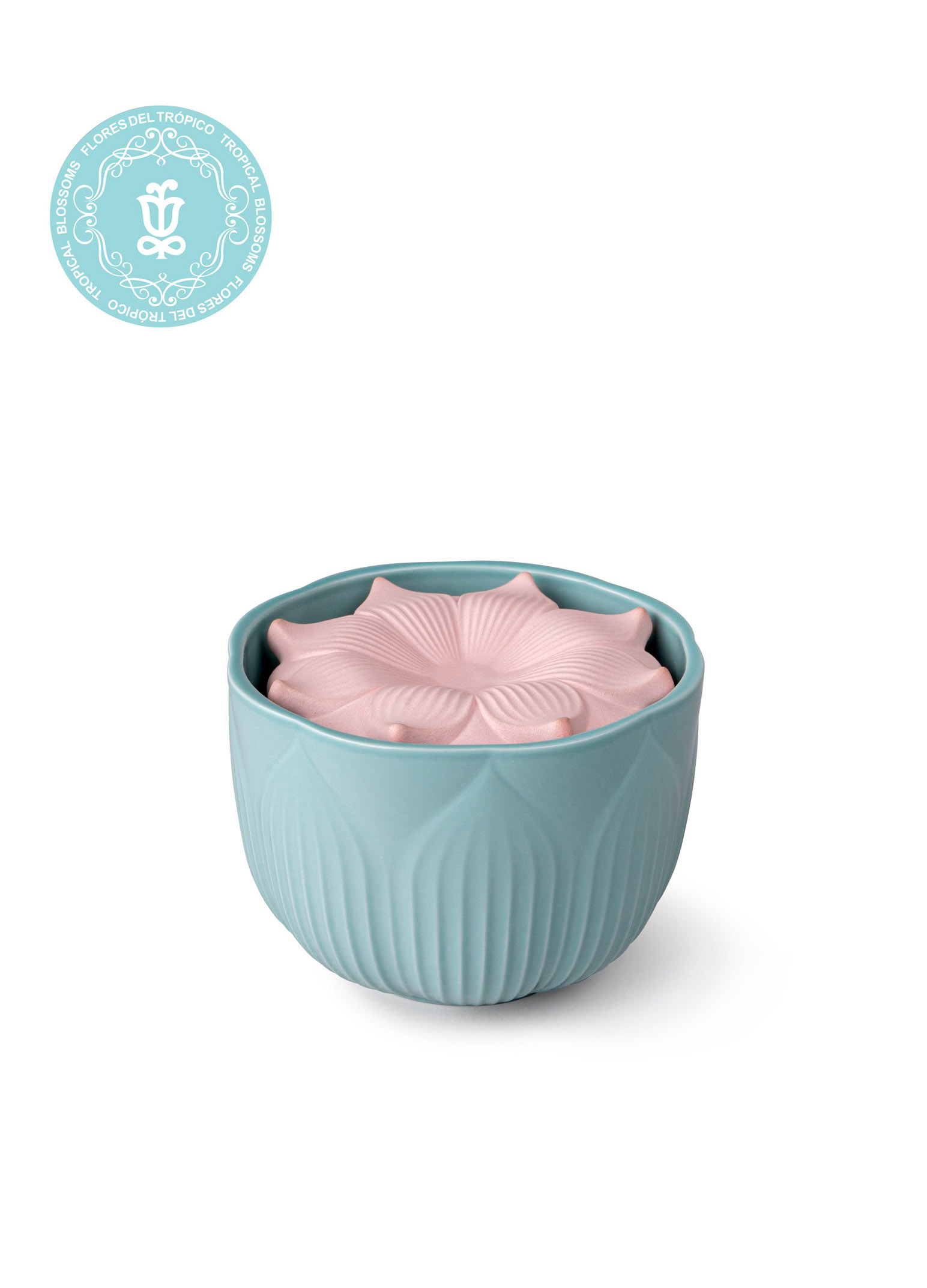 LLADRO® - 'Fleurs Perfume diff.-Tropical Blossoms' 2021 !