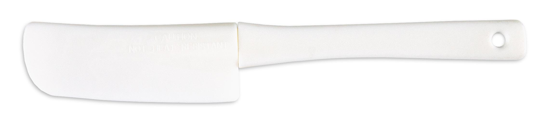 Städter - 'BACKZUBEHÖR-Mini-Teigschaber 2,5 x 15 cm Weiß'
