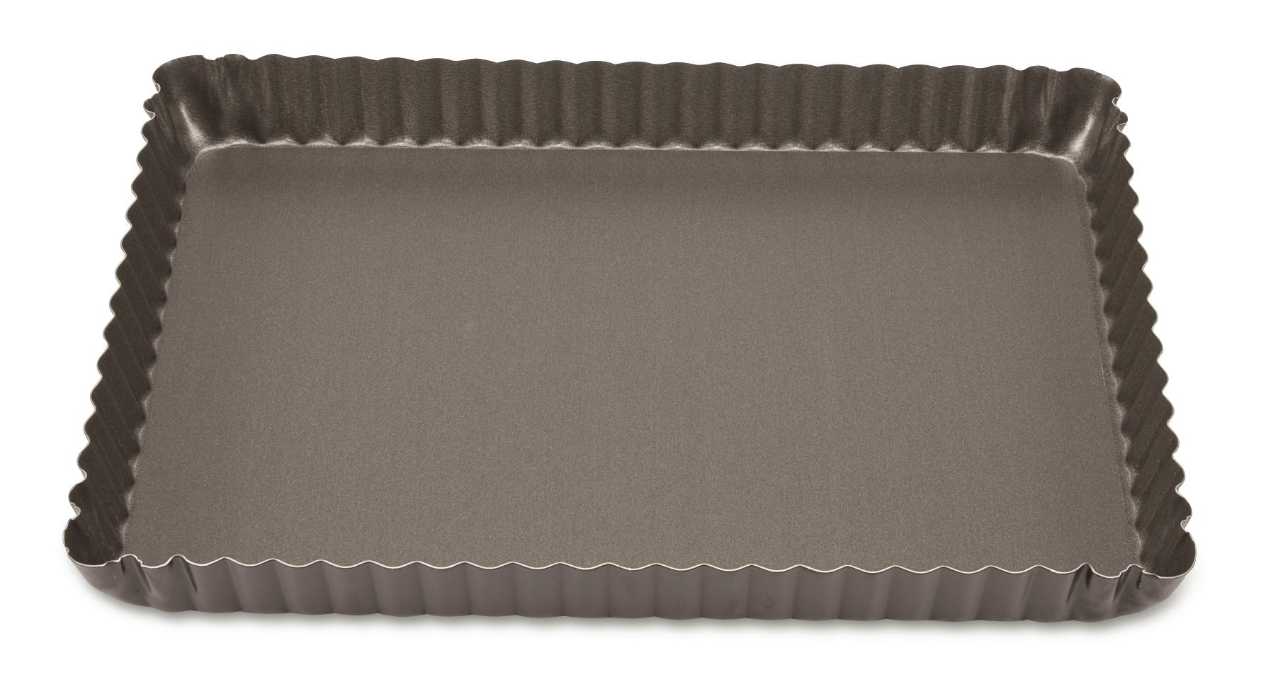 Städter - 'PERFECT-Tarteform mit Hebeboden 29 x 20 cm / H 3 cm Rechte'