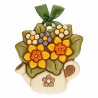 THUN Standard 'Dekoform Gießkanne und Blumen groß' 2021