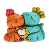 THUN Sammlerfiguren 'Verliebte Dinosaurierpaar' 2021