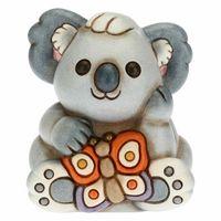 THUN Sammlerfiguren 'Koala Koki mit Schmetterling' 2021